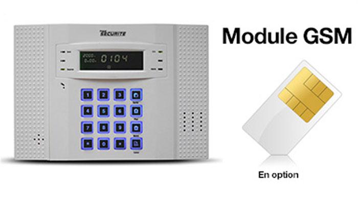 Alarme rtc et alarme gsm quelle diff rence for Abonnement gsm pour alarme maison