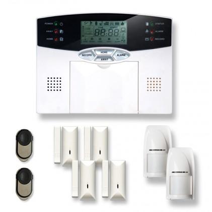 Alarme de maison sans fil MN209G