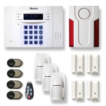 Alarme maison sans fil DNB1