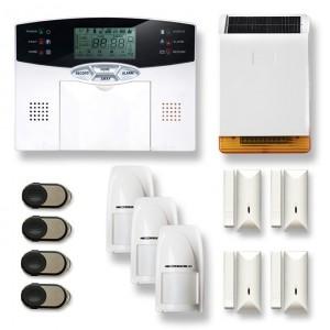 Alarme maison sans fil MN209S