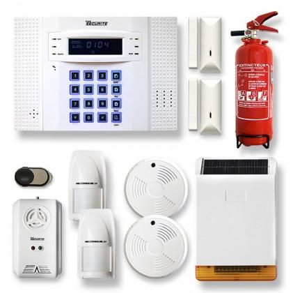 Alarme maison sans fil DNB8