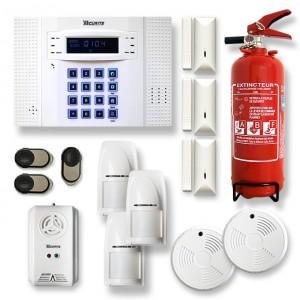 Alarme maison sans fil DNB10
