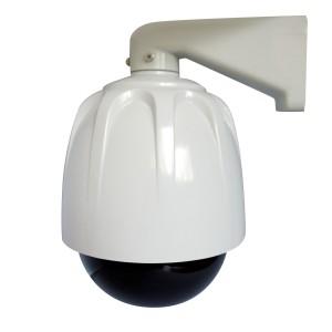 Caméra factice Dome blanc