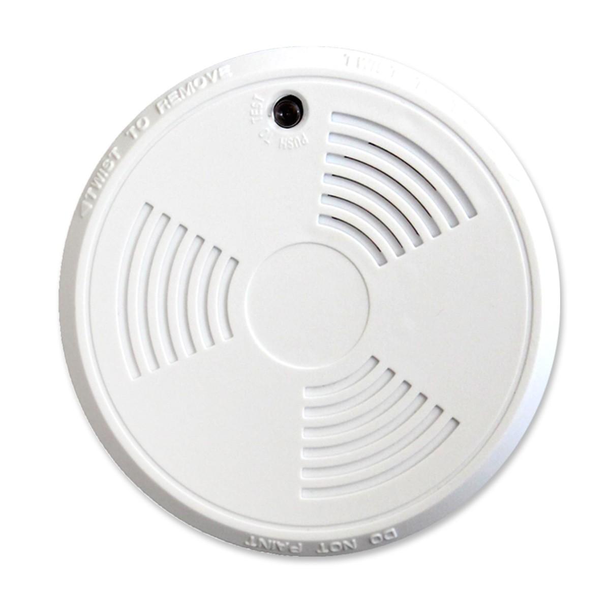 Détecteur de fumée tike sans fil norme EN14604