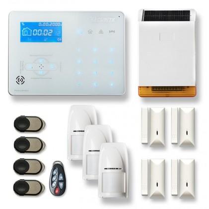 alarme maison sans fil rtc ip et option gsm ice b6 alarmes. Black Bedroom Furniture Sets. Home Design Ideas