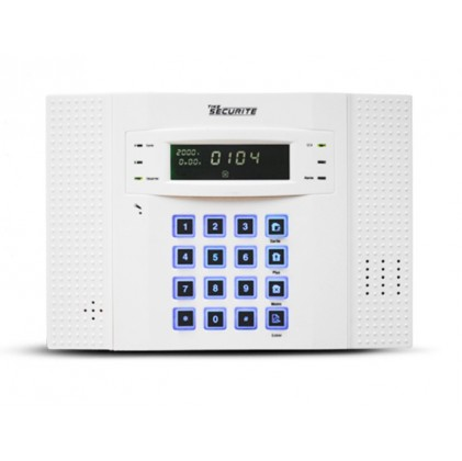 Alarme maison sans fil DNB sans accessoires