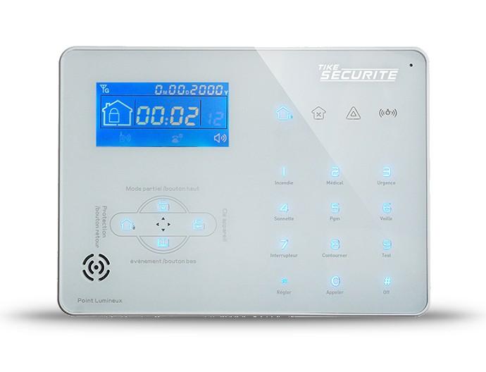 Alarme maison sans fil ICE-B sans accessoires