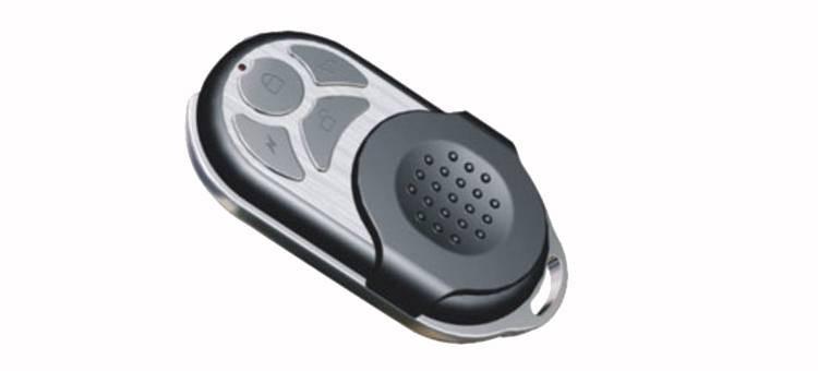 Télécommande design 4 fonctions pour Alarme MN209/ DNB / ICE-B/ SHB