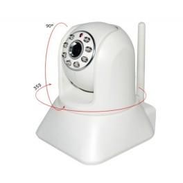 Caméra IP motorisée intérieur Plug an play
