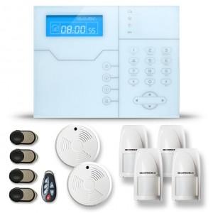 Alarme maison sans fil RTC/IP et option GSM modèle SHB2