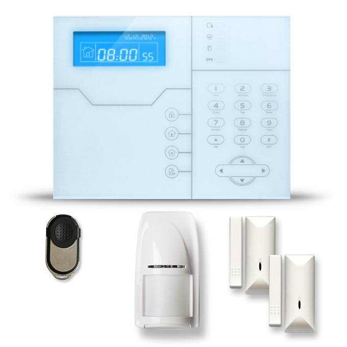 Alarme maison sans fil gsm ip mod le shb11 v2 alarmes for Alarme maison sans fil gsm