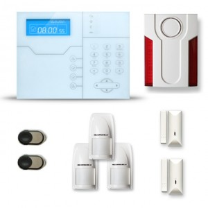 Alarme maison sans fil SHB15