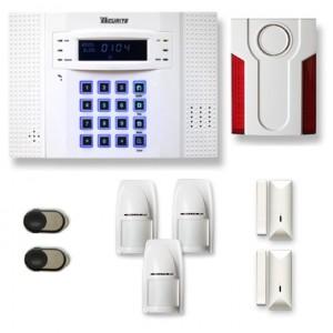 Alarme maison sans fil DNB15