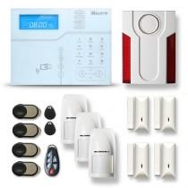 Alarme maison sans fil GSM modèle SHB1 V2