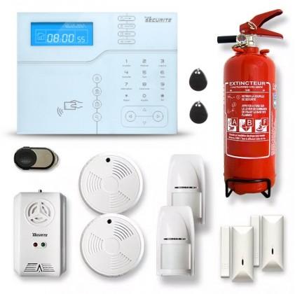 Alarme maison sans fil GSM modèle SHB7 V2