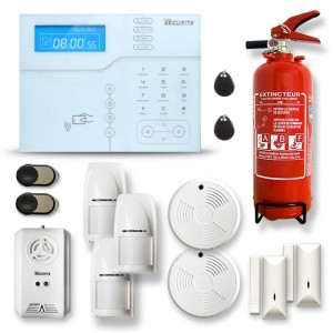 Alarme maison sans fil GSM modèle SHB9 V2