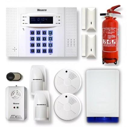 Alarme maison sans fil DNB38