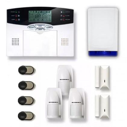 Alarme maison sans fil MN209L