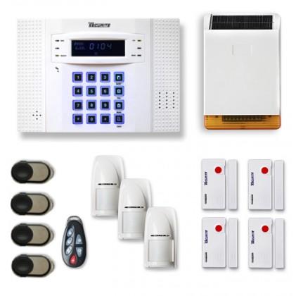 Alarme maison sans fil DNB49