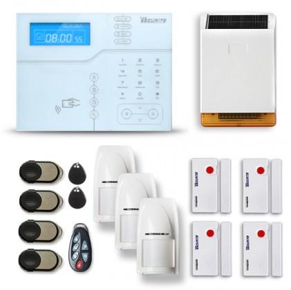 Alarme maison sans fil GSM modèle SHB49 V2