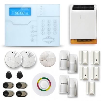 Alarme maison sans fil  GSM modèle SHB42 V2