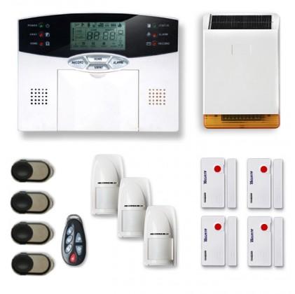 Alarme maison sans fil MN209Y