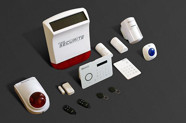 alarme sans fil at 11 a. Black Bedroom Furniture Sets. Home Design Ideas