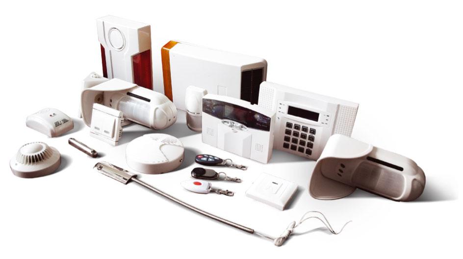 alarme sans fil tike sécurité