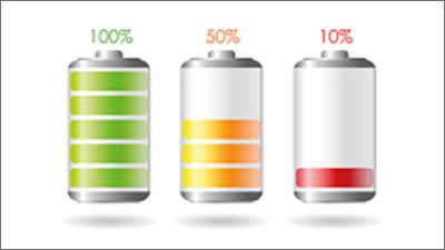 accessoires alarme sous batterie