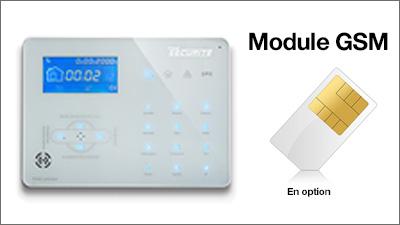 alarme ice-b GSM