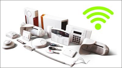 alarme appartement sans fil DNB