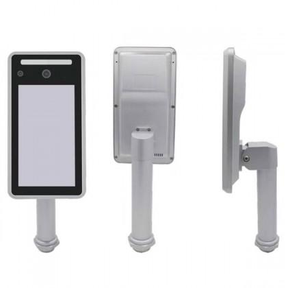 Caméra thermique prise de température corporelle et reconnaissance faciale