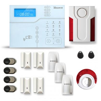 Alarme maison sans fil GSM SHB67 V2