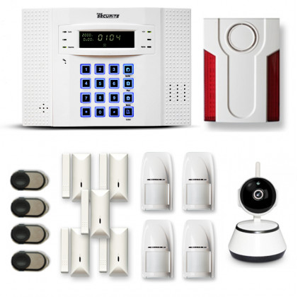 Alarme maison sans fil DNB64