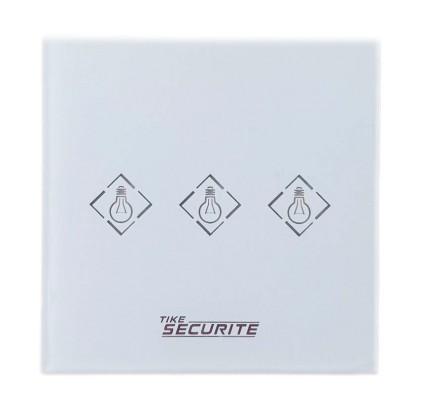 Interrupteur domotique PL708R pour alarme  DNB / ICE-B/SHB