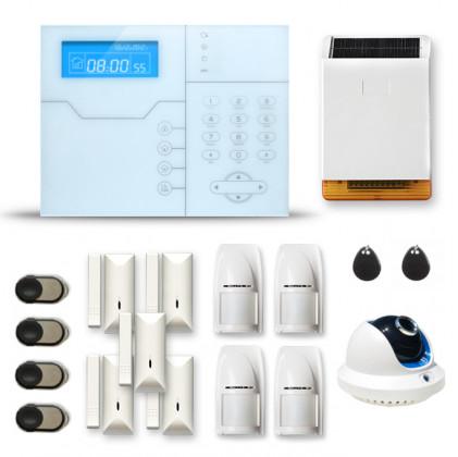 Alarme maison sans fil GSM SHB163 V2