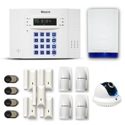 Alarme maison sans fil DNB162