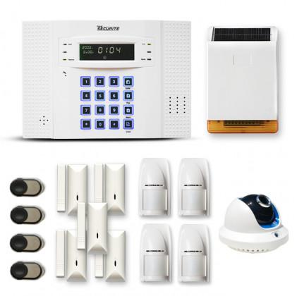 Alarme maison sans fil DNB163
