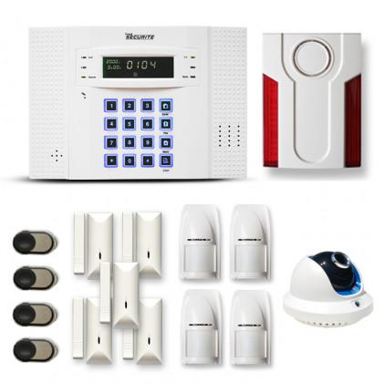 Alarme maison sans fil DNB164