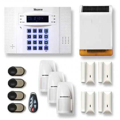 Alarme maison sans fil DNB6