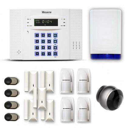 Alarme maison sans fil DNB262