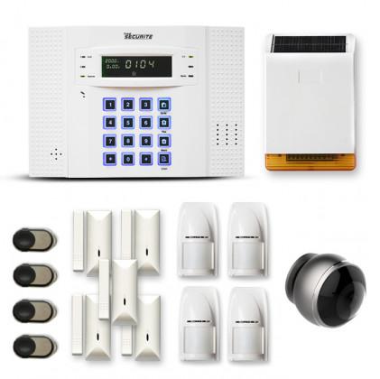 Alarme maison sans fil DNB263