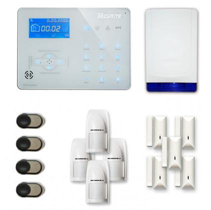 Alarme maison sans fil ICE-B34