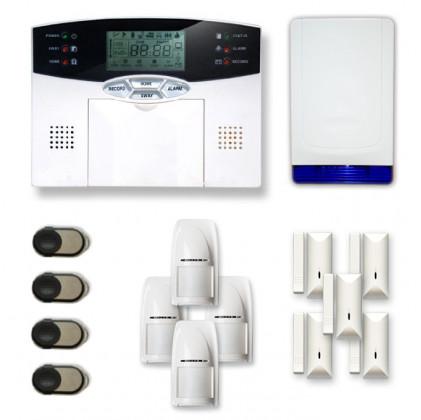 Alarme maison sans fil MN34