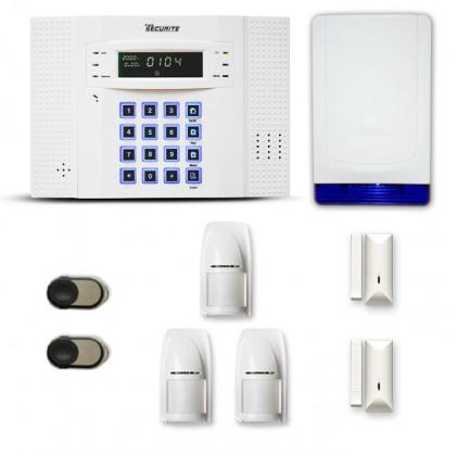Alarme maison sans fil DNB35