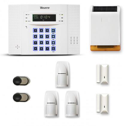 Alarme maison sans fil DNB45
