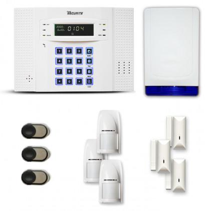 Alarme maison sans fil DNB16