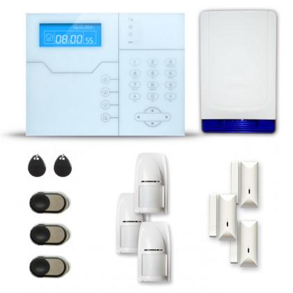 Alarme maison sans fil SHB16 GSM/IP