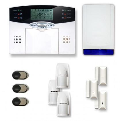 Alarme maison sans fil MN16