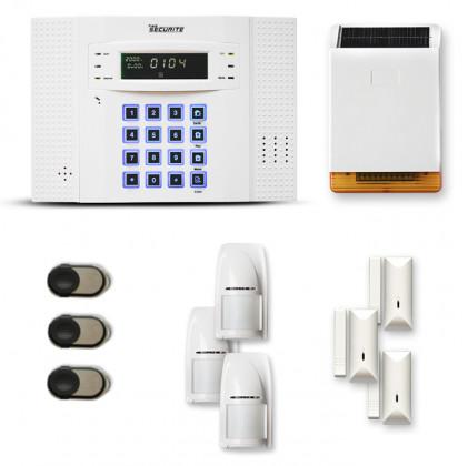 Alarme maison sans fil DNB17